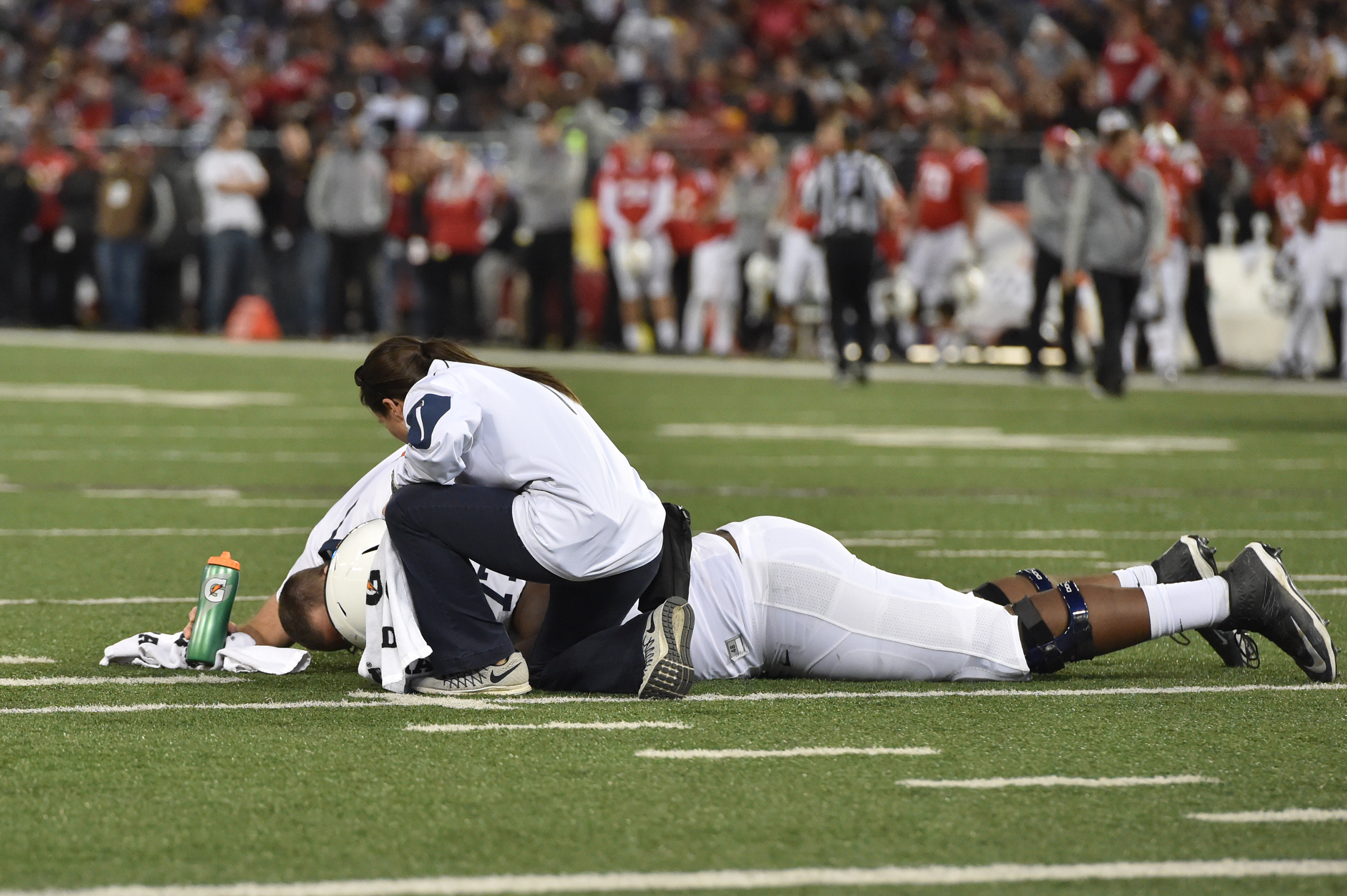 concussions in athletic training Concussion the cdc estimates 16-38 million concussions occur in sports and recreational activities annually however, these figures vastly underestimate the total, as many individuals do not seek medical advice.
